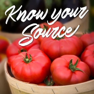 Know Your Source - Tomato Image